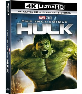 The Incredible Hulk (2008) (4K UHD + Blu-ray) 9.4.
