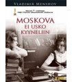 Moskova ei usko kyyneliin (1980) DVD