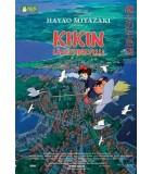 Kikin lähettipalvelu (1989) Blu-ray