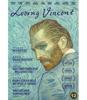 Loving Vincent (2017) DVD 4.4.