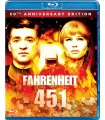 Fahrenheit 451 (1966) Blu-ray