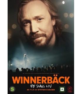Winnerbäck - Ett slags liv (2017) DVD