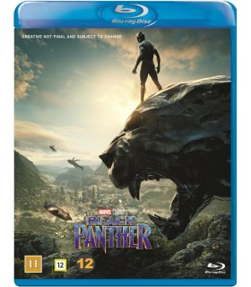 Black Panther (2018) Blu-ray - Kesä