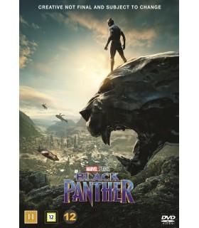 Black Panther (2018) DVD - Kesä
