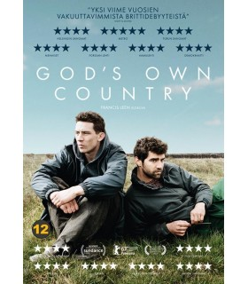 God's Own Country (2017) DVD 31.1.