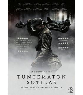 More about Tuntematon sotilas (2017) DVD