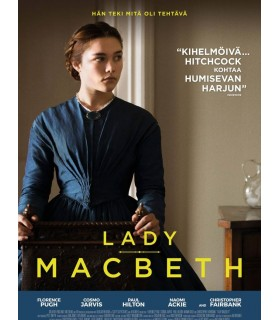 More about Lady Macbeth (2016) DVD