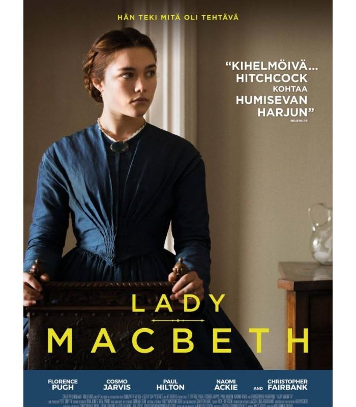Lady Macbeth (2016) DVD