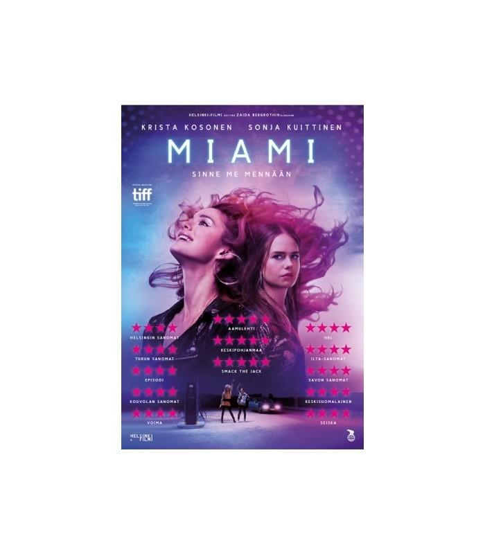 Miami (2017) DVD 6.4.