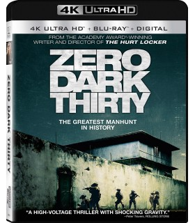 Zero Dark Thirty (2012) (4K UHD)