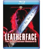 Leatherface: Texas Chainsaw Massacre III (1990) Blu-ray