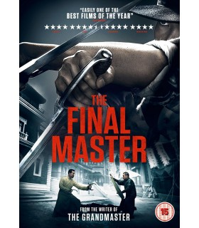 The Final Master (2015) DVD