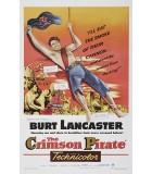Crimson Pirate (1952) DVD