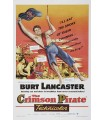 Crimson Pirate (1952) DVD