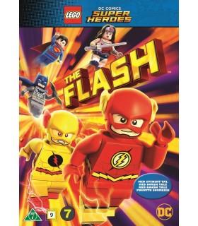 Lego DC Comics Super Heroes: The Flash (2018) DVD 19.3.