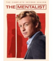 The Mentalist - kausi 2 DVD