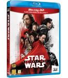 Star Wars: The Last Jedi (2017) (3D + 2 Blu-ray)