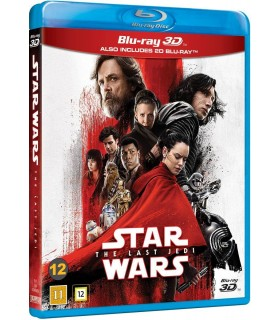 Star Wars: The Last Jedi (2017) Blu-ray - Kevät