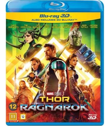 Thor: Ragnarök (2017) (3D + 2D Blu-ray)