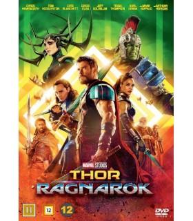 Thor: Ragnarök (2017) DVD 12.1.
