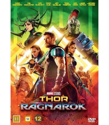 Thor: Ragnarök (2017) DVD
