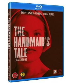 The Handmaid's Tale - Season .1 (2017– ) (3 Blu-ray) 12.3.