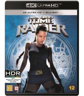 Lara Croft: Tomb Raider (2001) (4K UHD + Blu-ray) 12.3.