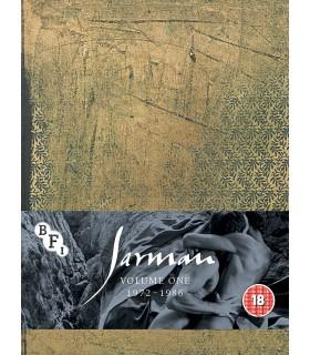 Derek Jarman Volume One: 1972 -1986 (5 Blu-ray) 28.3.