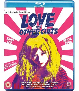 Love and Other Cults (2017) (Blu-ray + DVD) 28.6.