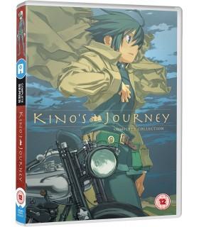 Kino's journey (2003-) (3 DVD) 21.3.