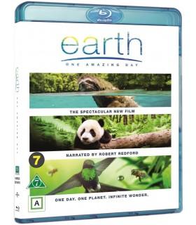 Earth: One Amazing Day (2017) Blu-ray