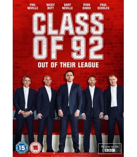 Class of '92: Out of Their League - Season 1. (2015-) DVD