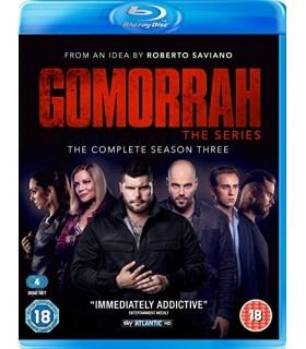 Gomorra - Season 3. (2014– ) (3 Blu-ray) 14.3.