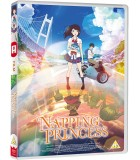 Napping Princess (2017) DVD