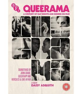 Queerama (2017) DVD 28.3.