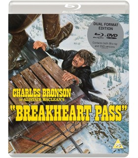 Breakheart Pass (1975) Blu-ray + DVD