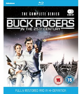 Buck Rogers in the 25th Century (1979–1981) (8 Blu-ray) 4.4.