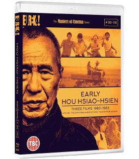 Early Hou Hsiao-Hsien: Three Films (1980-1983) (3 Blu-ray) 18.4.