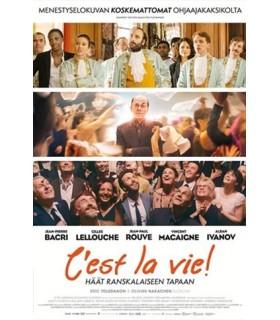 C'est la vie: Häät ranskalaiseen tapaan (2017) DVD 16.5.
