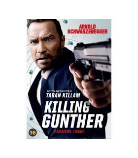 Killing Gunther (2017) DVD 6.6.