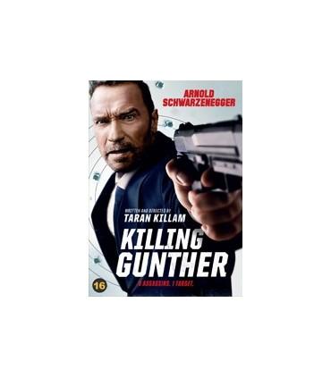 Killing Gunther (2017) DVD