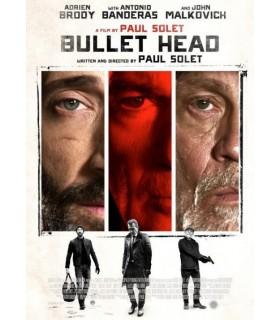 Bullet Head (2017) DVD 20.6.