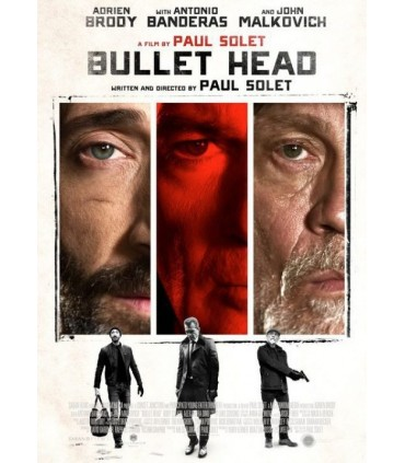 Bullet Head (2017) DVD
