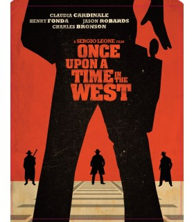 Once Upon a Time in The West (1968) Steelbook (Blu-ray) 23.4.