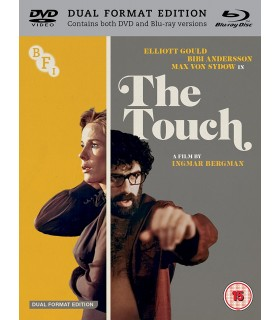 The Touch (1971) (Blu-ray + DVD) 25.4.