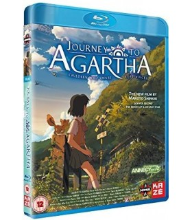 Journey To Agartha (2001) Blu-ray