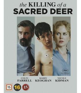 The Killing of a Sacred Deer (2017) Blu-ray 19.3.
