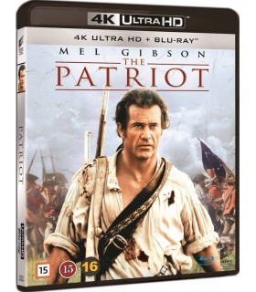 The Patriot (2000) (4K UHD + Blu-ray) 28.5.