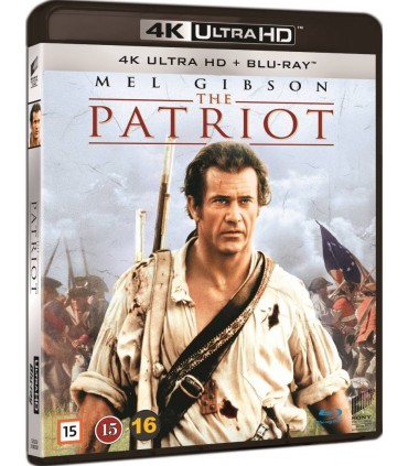 The Patriot (2000) (4K UHD + Blu-ray)