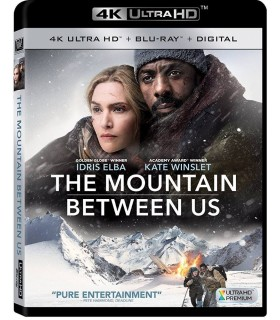 The Mountain Between Us (2017) (4K UHD + Blu-ray)